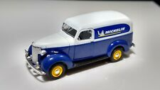 Greenlight 1/64 Rubber Tires 1939 Chevrolet Panel Truck Michelin Delivery Truck