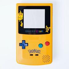 Game Boy Color Housing Shell Pokemon Yellow Blue Repair Kit Case Nintendo