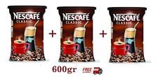 3 x GREEK  NESCAFE  CLASSIC  FRAPPE NESTLE  COFFEE  3 x 200gr  ( 600gr)