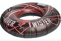 Adults River Twister Swimming Ring Pool Tyre Donut Float Swim Inflatable 0.92m