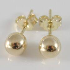 18K WHITE GOLD EARRINGS CHESS CIRCLE HOOP HOOPS 20 MM DIAMETER MADE IN ITALY