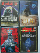 Godzilla Sammlung Paket, Brut desTeufels, Ungeheuer aus dem Meer, Teufelsmonster