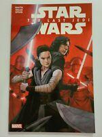 Star Wars: The Last Jedi, Brand New TPB, Marvel Comics