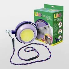 Likit ennui TUE Friandise pour cheval équitation étable jouets Violet/lilas