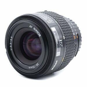 Nikon AF Nikkor 35 - 70mm f/3.3 - 4.5 (Nikon F Mount) (6 Months Warranty)