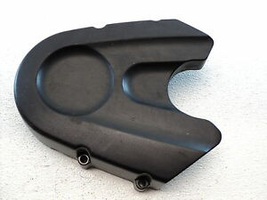Indian Scout #7521 Engine Side Cover / Front Pulley Cover (SP)