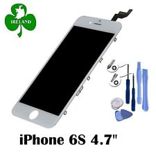 """For iPhone 6S 4.7"""" LCD Touch Screen Display Digitizer Glass Assembly White+Tools"""