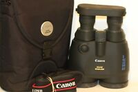 CANON   15 x 50  is  image stable    BINOCULARS STUNNING VIEW OUT... big power