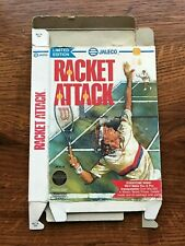 Racket Attack Tennis NES Nintendo Empty Box Only