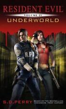 Resident Evil - Underworld por S. D. Perry Mass Mercado Libro de Bolsillo