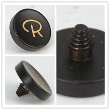 For Rolleiflex Rollei Soft Release Button Black Camera Accessories