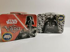 Star Wars Metal Lunch Box Mallows New Sealed Expired 2016