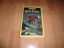 HARRY POTTER Y LA PIEDRA FILOSOFAL LIBRO EDICION DEL AÑO 2009 USADO BUEN ESTADO