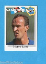 CALCIO FLASH '95-EUROFLASH-Figurina n.290- MARCO ROSSI - SAMPDORIA -NEW