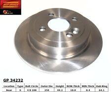 Disc Brake Rotor fits 2002-2006 Mini Cooper  BEST BRAKES USA