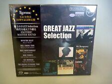 ESOTERIC SACD/CD Hybrid GREAT JAZZ Selection ESSO-90173/78(6 discs) Box set NIB