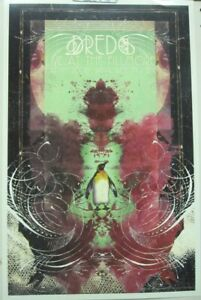 DREDG 2006 Live At The Fillmore promotional poster Flawless NEW old stock