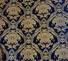 """Chenille Renaissance damask  Decor Upholstery, Sold By the Yard/sample 58""""  wide"""