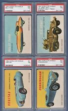 1954 Topps World on Wheels card # 46 BELLY TANK PSA 7 Many Listed DISCOUNT SHIP