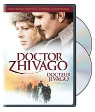 NEW 2DVD SET  // DOCTOR ZHIVAGO // Omar Sharif, Julie Christie, Tom Courtenay,