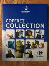 Coffret Collection Dreamworks Carrefour + 189 cartes