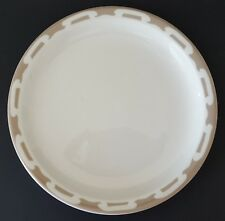 """Wallace China Dinner Plate 9"""" Los Angeles Calif Made in USA 11-0 Retro Diner"""