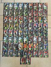 FOOTBALL CHAMPIONS 2001-02 2001 2002 CARDS CARTE SET BASE FRANCIA FRA CALCIATORI