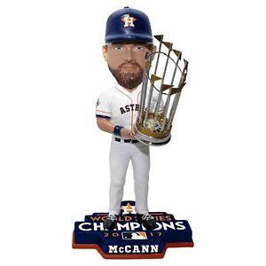 Brian McCann Houston Astros 2017 World Series Limited Edition Bobblehead MLB