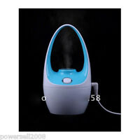 New Simple USB Mini Household Portable 200 ML Blue ABS Air Mist Humidifier