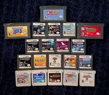 Nintendo Ds/3Ds/Gameboy Game Lot