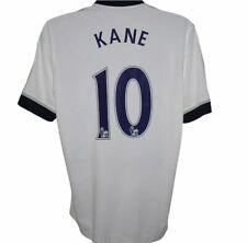 2015-2016 Tottenham Hotspur Home Shirt #10 Kane, Under Armour, Large (Excellent)