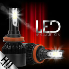Nighteye H11 38800LM 6500K LED Headlight Driving Fog Lights Replacement Bulb Kit