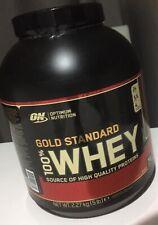 Optimum Nutrition 100% Whey Protein Powder 2.27kg Gold Standard ON Double Choco
