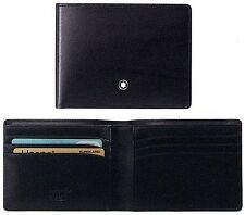 Montblanc Meisterstuck Black Leather Wallet 14548