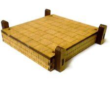 "Blotz B28QS007 MDF 28mm 3 1/2"" Square Stone (Tiled) Jetty"