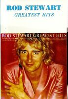 Rod Stewart .. Greatest Hits. Import Cassette Tape