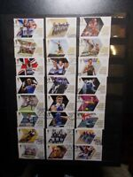 ~GB~2012~Olympic Games~Very Fine Used Set of 29~on piece~ex fdc~UK Seller