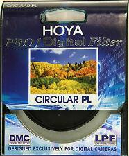 Authentique Hoya Pro1 Digital 82 mm DMC super mince / Slim filtre polarisant circulaire