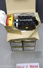 Klöckner Moeller Hauptschalter T3-6-8348/EA/SVB Polzahl 6  AC-3 400V  12KW