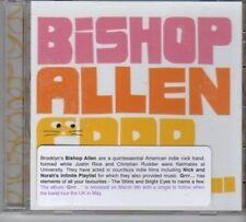 (CY545) Bishop Allen, Grrr...  - 2008 DJ CD