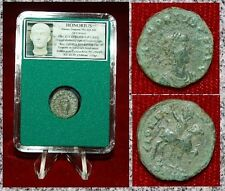 Ancient Roman Empire Coin Of HONORIUS Emperor On Horseback Reverse