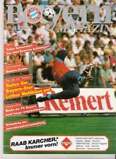 Bayern München - 1. FC Köln , 22.09.1984
