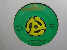 "Johnnie Ray ""Yes Tonight, Josephine"" 1957 CORONET Oz 7"" 45rpm"