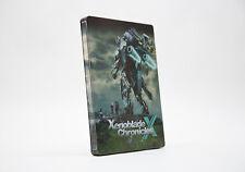 Boîte Métal + Jeu / Original Steelbook + Game Xenoblade Chronicles X (WiiU)