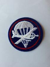 patch us para airborne glider ww2 pour calot