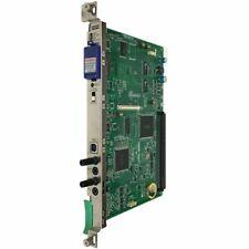Panasonic KX-TDA600 IP PBX Main Cabinet EMPR Enhanced Main Processor Card MPR