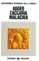 Aggeo Zaccaria Malachia,Aavv  ,Paoline,1977