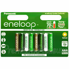 Panasonic High Capacity NiMH AAA Rechargeable Batteries For Sale