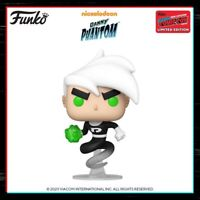 NYCC 2020 Exclusive Funko Pop! NEW Animation Danny Phantom #854 Shared Exclusive