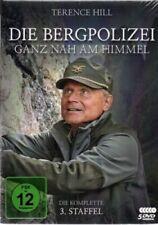 Die Bergpolizei - Ganz nah am Himmel - Staffel Season 3 - (5 DVD) - Neu / OVP